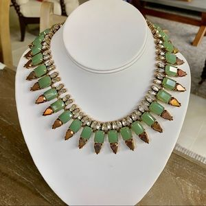 J. Crew Spike Necklace